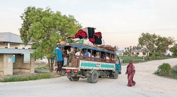 Afrika'yı tursuz gezebileceğiniz ulaşım alternatifleri