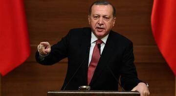 Erdoğandan TBMMdeki kavga için sert sözler