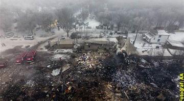 Bişkekte düşen Türk kargo uçağından acı haberler geliyor