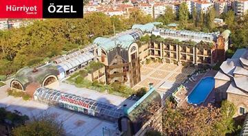 Kervansaray Bursa Termal Oteli icradan satılıyor