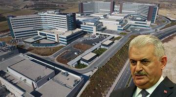 Mersin Şehir Hastanesi açıldı