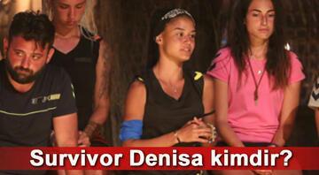 Survivor 2017 gönüllüler takımı yarışmacısı Denisa Gültekin kimdir Kaç yaşındadır Aslen nerelidir