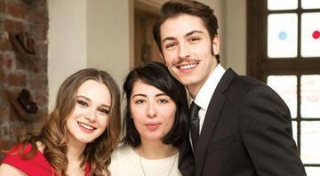 """""""Vatanım Sensin"""" oyuncuları Miray Daner ve Boran Kuzum ile 14 Şubat röportajı"""