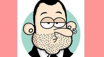Gırgırın ünlü çizeri, o karikatüre isyan etti