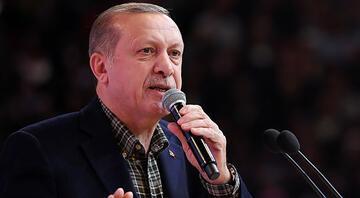Cumhurbaşkanı Erdoğan: Ben istesem yarın Almanyaya gelirim ve...