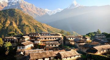Zıtlıkların ülkesi: Nepal