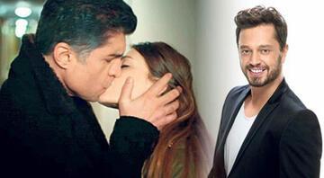 Murat Boz, Aslı Enverin öpüşme sahnelerine ne dedi
