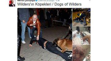 Bakan Hollandadaki o fotoğrafları paylaştı
