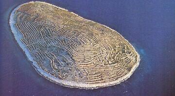 Parmak izine benzeyen ilginç ada : Bavljenac / Hırvatistan