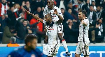 Beşiktaş Olympiakosu 4-1le devirip tarih yazdı...Yunan spikerden ilginç sözler