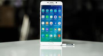 Galaxy Note 5lere Android 7 güncellemesi geldi İndirin