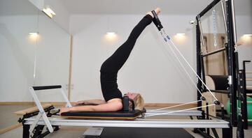 Son dönemlerin gözde sporu aletli pilatesin vücuda etkileri