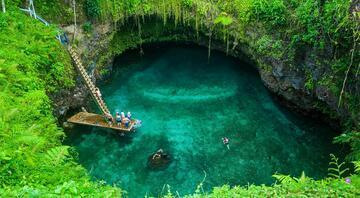 Dünyanın en güzel 14 doğal havuzu