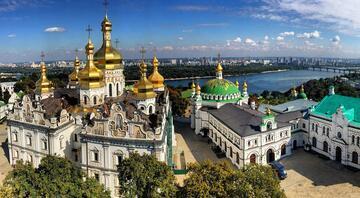 Baharda Kiev'e gitmek için 12 neden