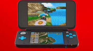 Oyun canavarı Nintendo 2DS XL ortaya çıktı
