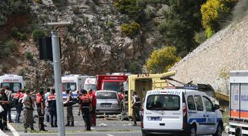 Marmariste feci kaza: 23 kişi hayatını kaybetti