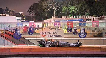 İstanbula 3 gün 3 gece en şanssızların, evsizlerin dünyasından baktık... Sokakta üç gece bana ne öğretti