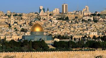 Hz. Muhammed'in göğe yükseldiği şehir