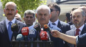Başbakan Yıldırımdan Kılıçdaroğlunun yürüyüşü için ilk yorum