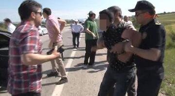 Adalet Yürüyüşünde 1 şüpheli gözaltına alındı