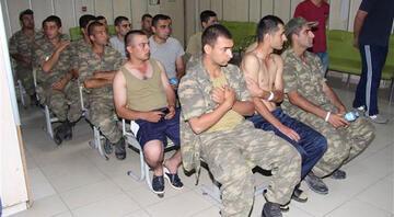 Manisada gıda zehirlenmesi geçiren 731 asker için Validen açıklama