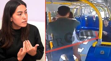 Minibüste Asena Melisa Sağlama saldıran zanlı cezaevindeymiş