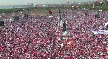 Son dakika… Kılıçdaroğlu Maltepe miting alanına varmak için Adalet Yürüyüşü'nün son etabına başladı