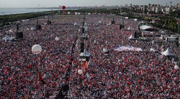 Son dakika... Adalet Yürüyüşü bitti, Kılıçdaroğlu kürsüde