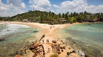 Hz. Adem'in ayak bastığı ilk yer Şimdi turizm cenneti…