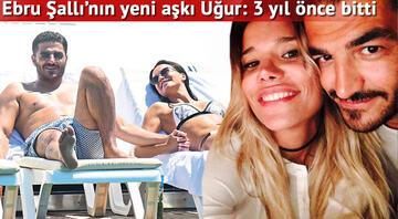 Ebru Şallının yeni sevgilisi Uğur Akkuşun eşi Gonca Akkuş: 9 haftalık hamileyim