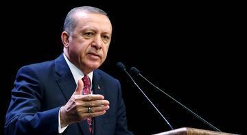 Son dakika... Cumhurbaşkanı Erdoğandan Körfez turu öncesi flaş mesajlar