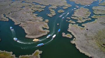 Dalyanın dolmuş tekneleri dünyanın dilinde