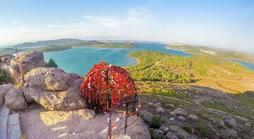 Ayvalık'ın yeniden doğan bilim ve sanat köyü: Yeniçarohori