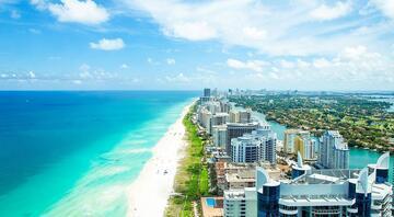 Amerikada bir cennet: Miami