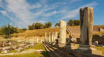 En iyi 10 antik tiyatro