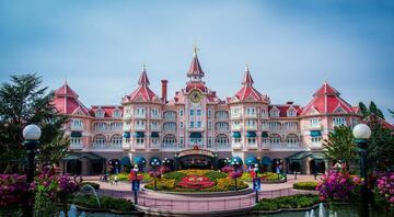 Disneyland'da rüya gibi bir gün