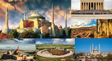 Türkiyedeki en iyi 100 mimari eser