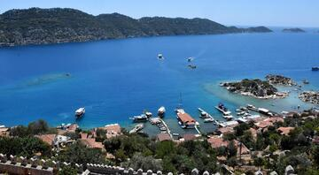 Antalya Demredeki gizemli güzellik