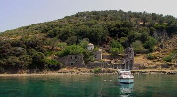 Türkiyede ilginç bir yer: Tımarhane Adası