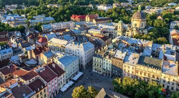 Sadece kimliğinizle girebileceğiniz harika bir şehir: Lviv