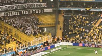 Caner Erkin Beşiktaş taraftarlarını böyle selamladı