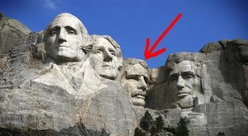 Amerikanın gizli belgeleri bu anıtların arkasında
