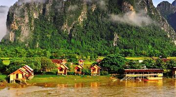 Güneydoğu Asyanın saklı hazinesi: Laos