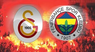 Galatasaray-Fenerbahçe maçı fotoğrafları