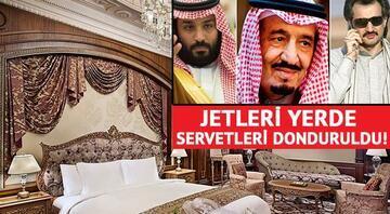 Suudi Arabistanda büyük kriz... Jetler yerde Prensler otelde