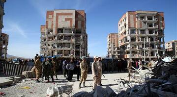 Son dakika... Irakta 7.3 büyüklüğünde deprem.. İki ülkede ölü sayısı artıyor