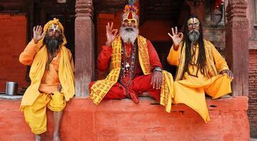 Hindistanın gizemli halkı Öyle bir hayatları var ki...