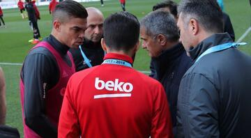 Maç öncesi şok Pepe depremi...