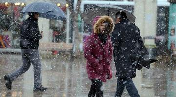 Meteolojiden hava durumu uyarısı.. İstanbula kar ne zaman yağacak