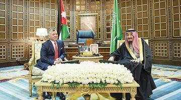 Suudi Kralı: Doğu Kudüs Filistinliler için haktır